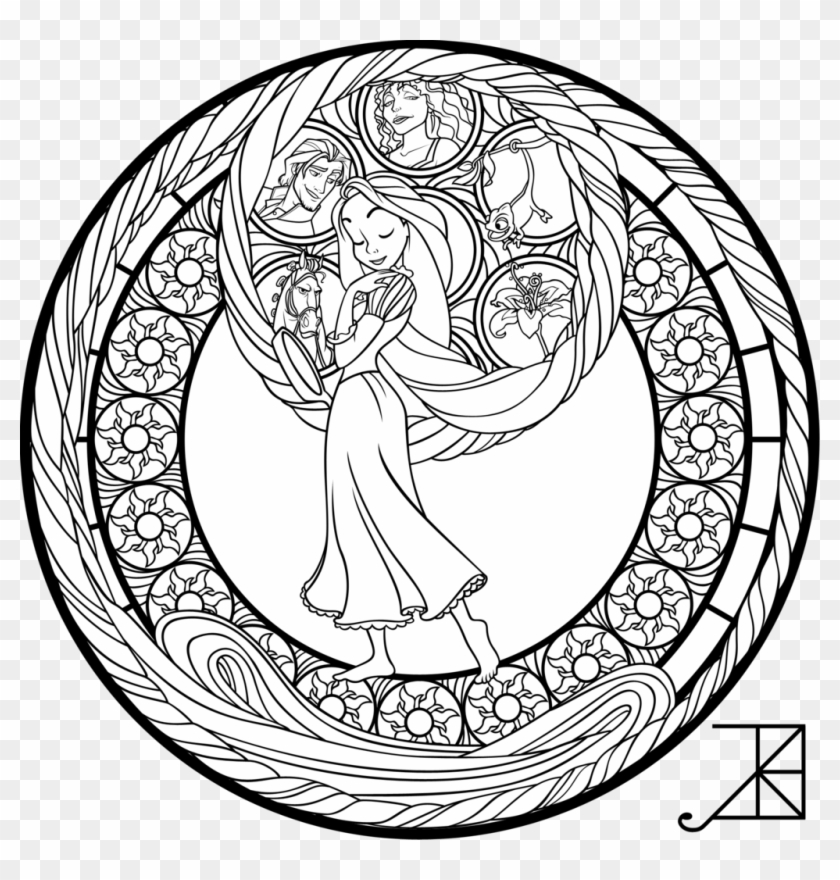 - Zelda Coloring Page Printable Slender Slender Man - Art Therapy Coloring  Pages Disney Ariel, HD Png Download - 1024x1024(#1735) - PngFind