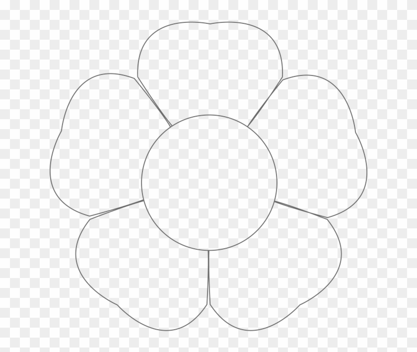 photo relating to Flower Outline Printable named Printable Bouquets 16 Uncommon Layout Strategies Flower Define