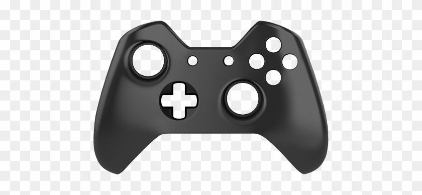 Xbox 360 Controller Png Xbox One Controller Black And White