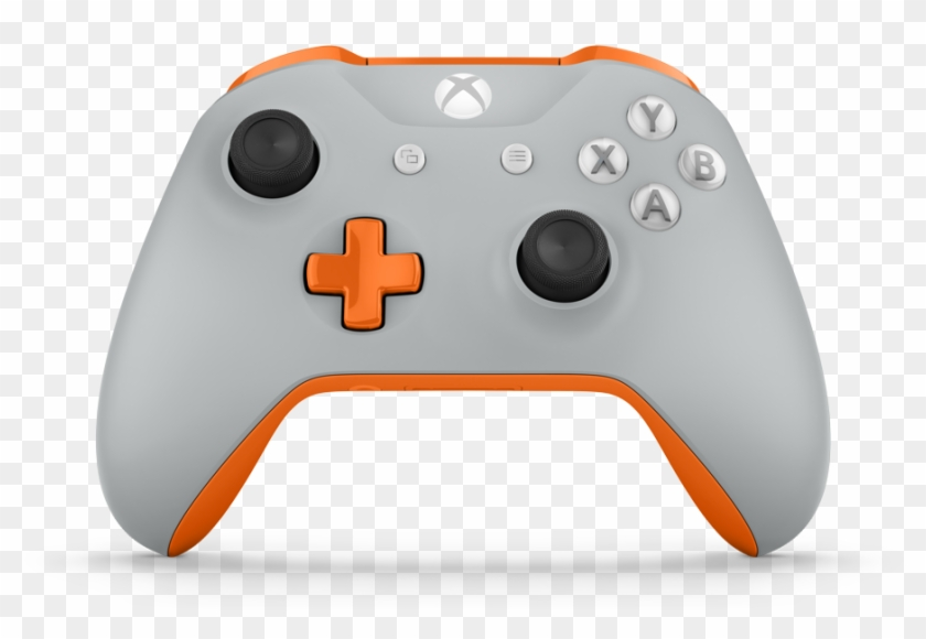 The Controllers Sell For $80 - Xbox Design Lab Orange, HD