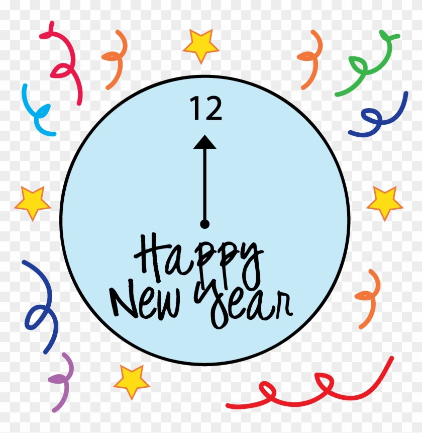 Free Animated Year Clipart Download For Kids Transparent Happy New Year Clipart Hd Png Download 878x855 12220 Pngfind