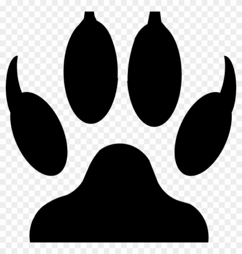 Bear Paw Clip Art Grizzly Bear Paw Print Clipart Clipart Garra De Tigre Png Transparent Png 1024x1024 16823 Pngfind Bulldog bear paw cat, cougar paw print png. bear paw clip art grizzly bear paw