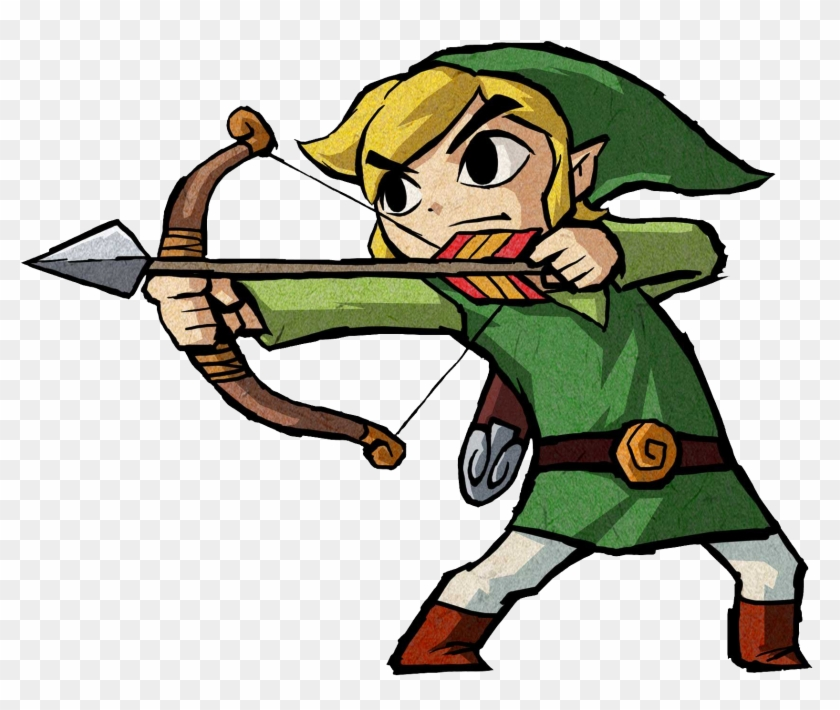 1700 X 1366 9 - Zelda Link Wind Waker, HD Png Download