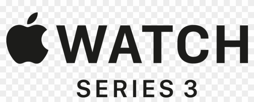Apple Watch Logo Png Apple Watch 3 Logo Transparent Png 922x355 100447 Pngfind
