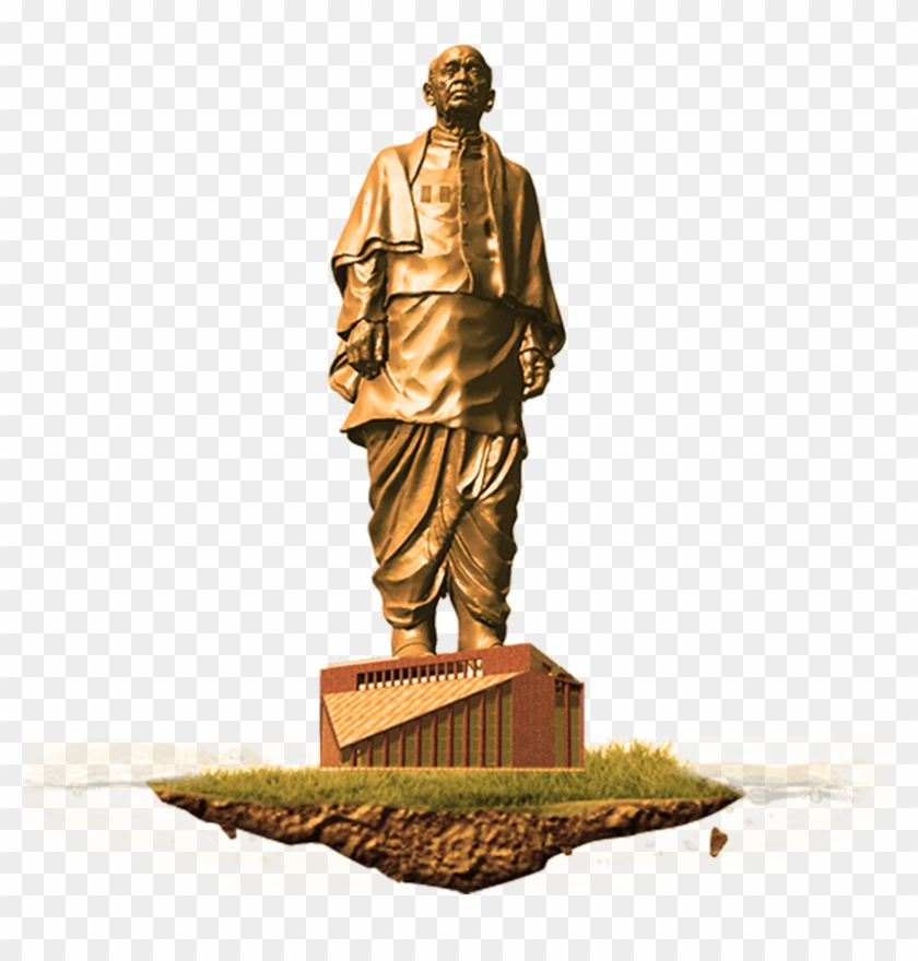 Statue Of Unity - Statue Of Unity Png, Transparent Png