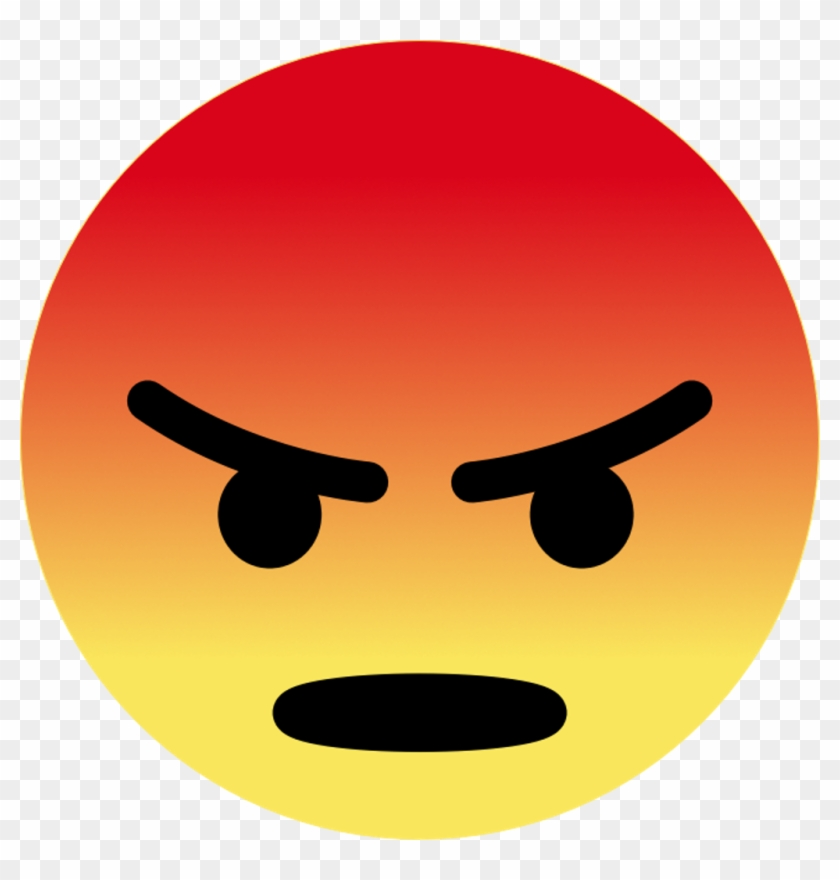 Facebook Angry Png Angry Facebook Emoji Transparent Png