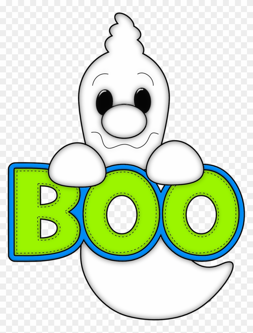 Clipart Halloween Ghost At Getdrawings Boo Halloween Png Transparent Png 791x1024 106242 Pngfind