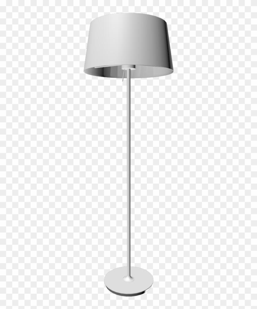 Ikea Kulla Floor Lamp White Nazarm