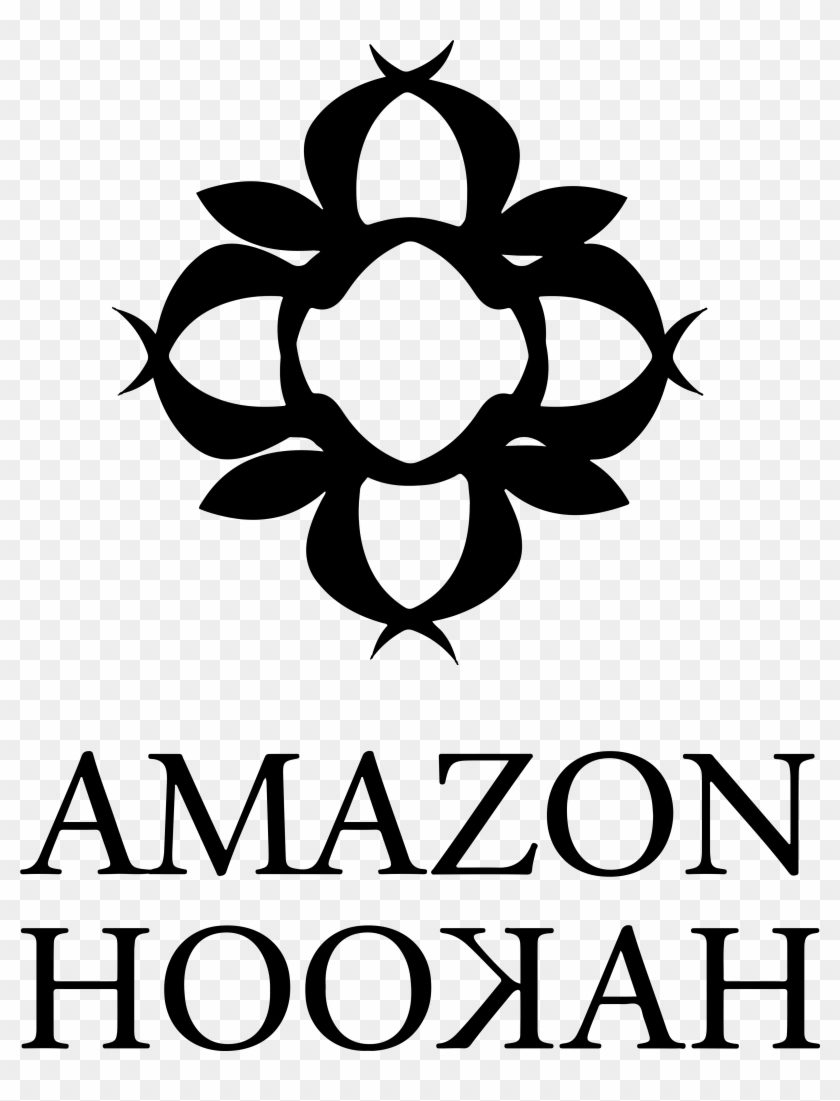 Hookah Logo Png - Amazon Hookah, Transparent Png - 5000x5000