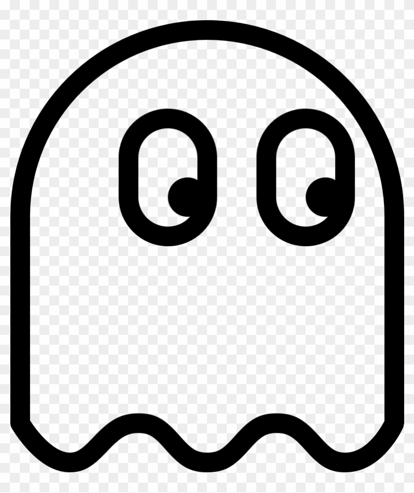 Pacman Ghost Png - Pacman Ghost Svg, Transparent Png - 960x960