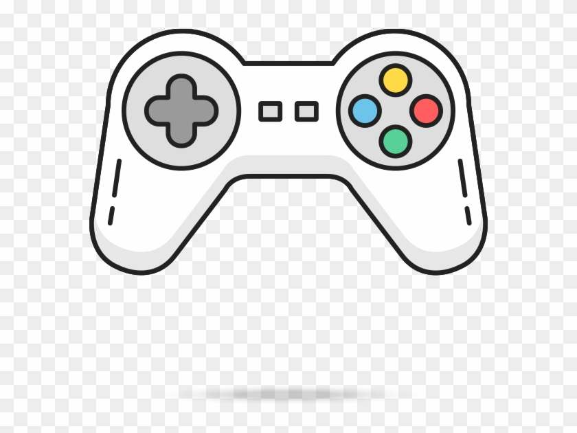 Branding Of Colours And Logo Game Controller Hd Png Download 581x550 1010208 Pngfind