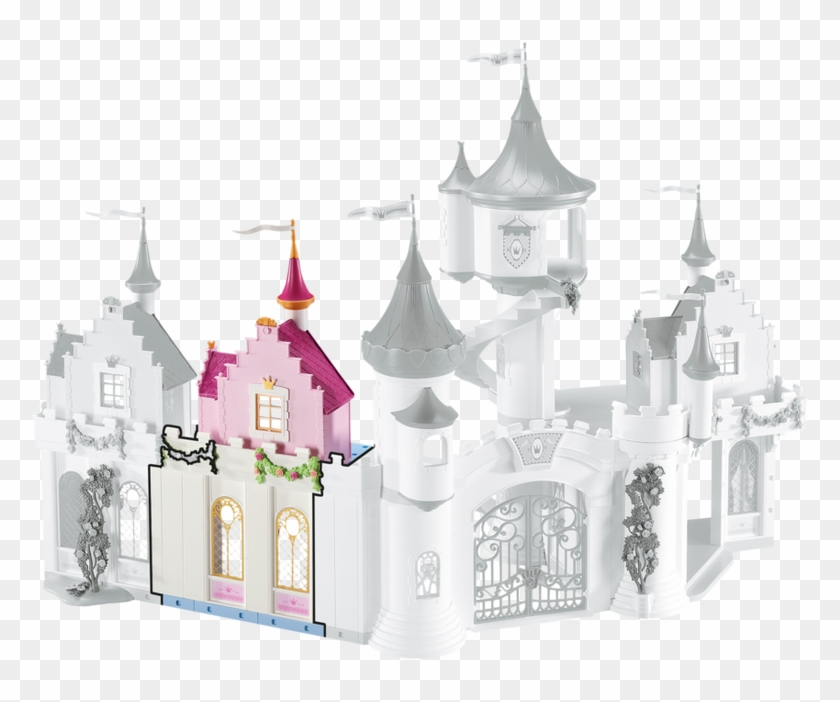 Princess Castle Png   Playmobil Princess Castle Extension, Transparent Png