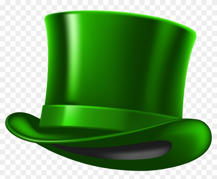 St Patricks Day Hat Png Clipart Image Green Hat St Patrick S Day Transparent Png 6334x5263 1049867 Pngfind