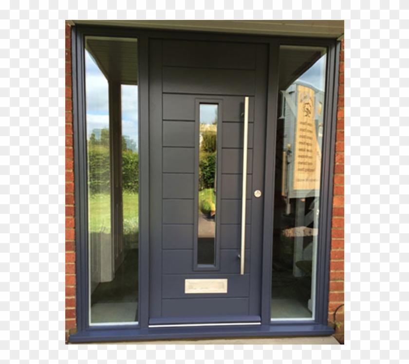 2 Scandinavian Timber Panel Entrance Door Park Farm Grey Front Ideas Hd Png