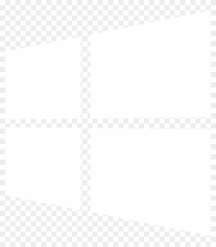 Windows 10 Start Button Png - White Windows 10 Logo
