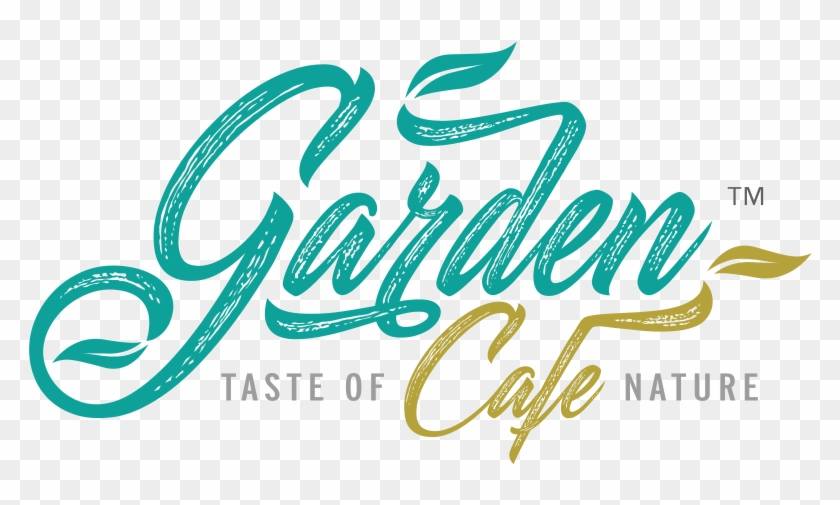 Garden Cafe Logo Hd Png Download 825x456 1054071 Pngfind