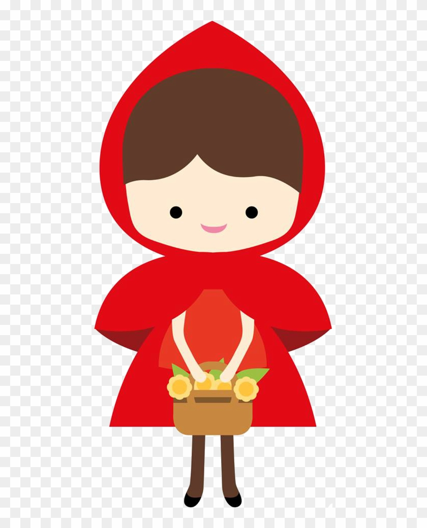 Little Red Riding Hood Bundle graphics