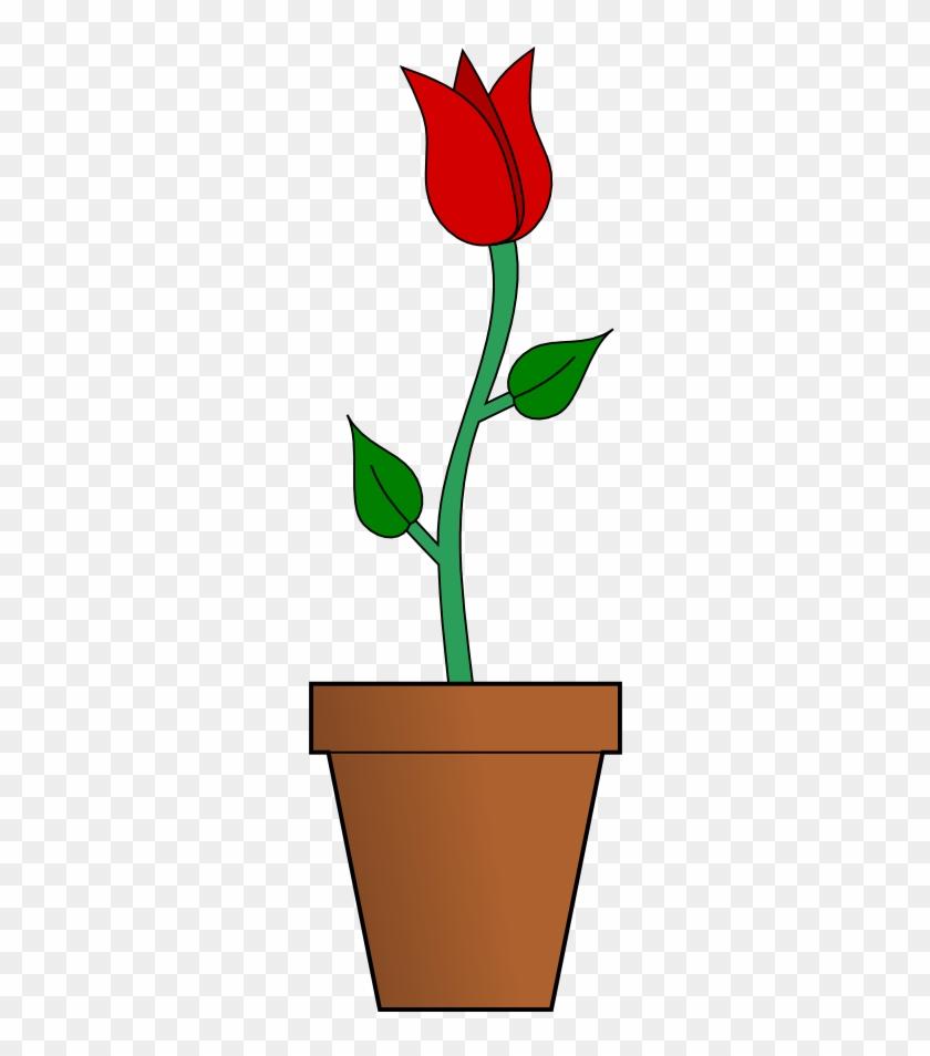 239 & Flowers For Flower Vase On Table Clipart - Flower With Vase Cartoon ...