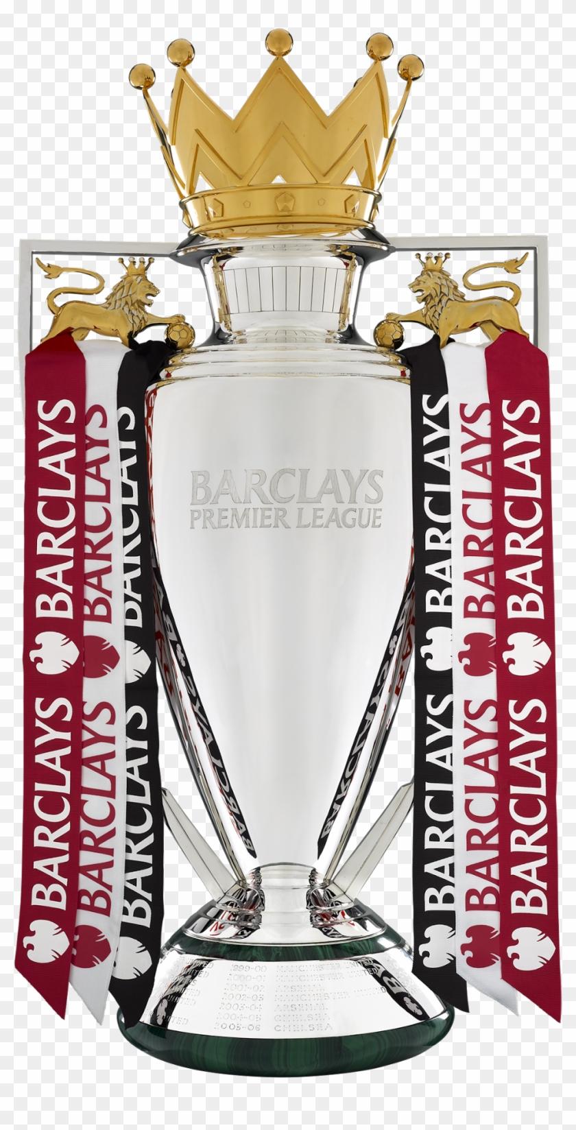 1st Place The Premier League Trophy, HD Png Download ...