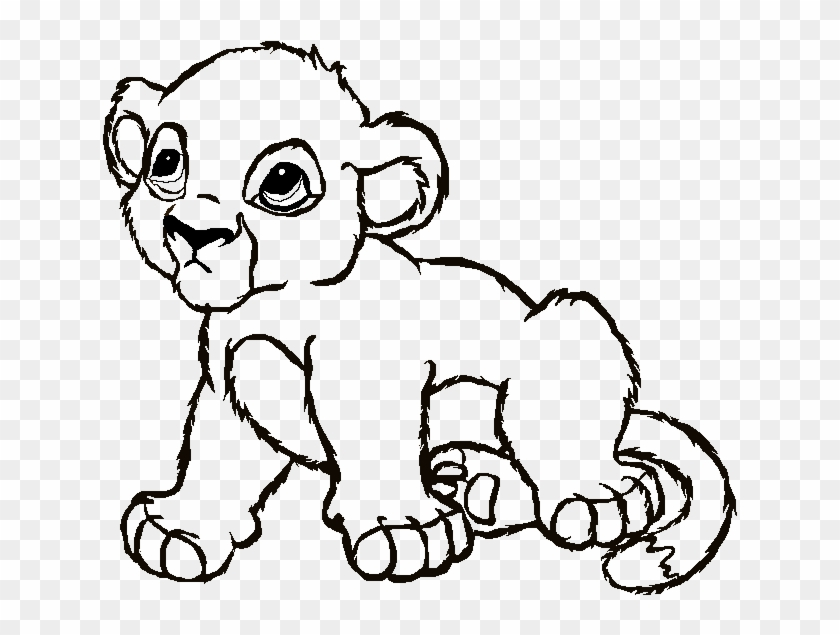 A Cubby Outline2 Cute Lion Coloring Pages Hd Png Download 660x732 1064650 Pngfind 6,000+ vectors, stock photos & psd files. cute lion coloring pages hd png