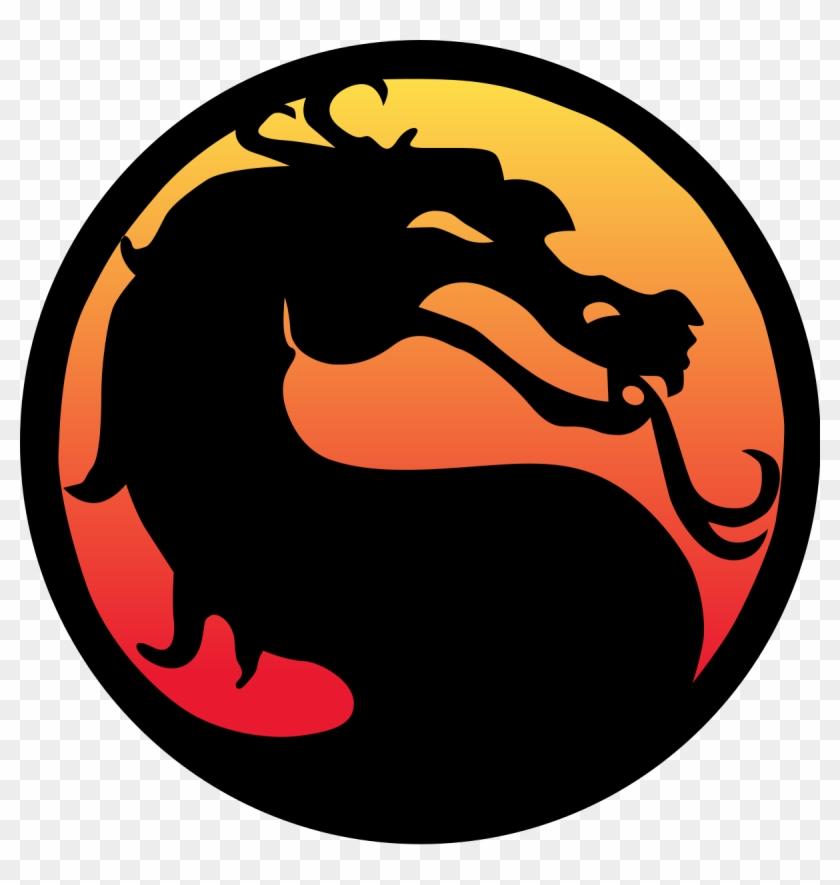 Game Theory Logo Png Mortal Kombat Logo Transparent Png