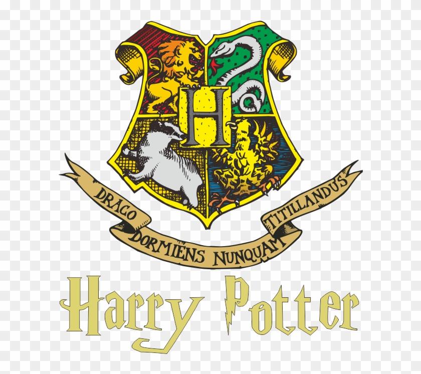 Logo Hogwarts Vector Free Download Just Clip High Resolution