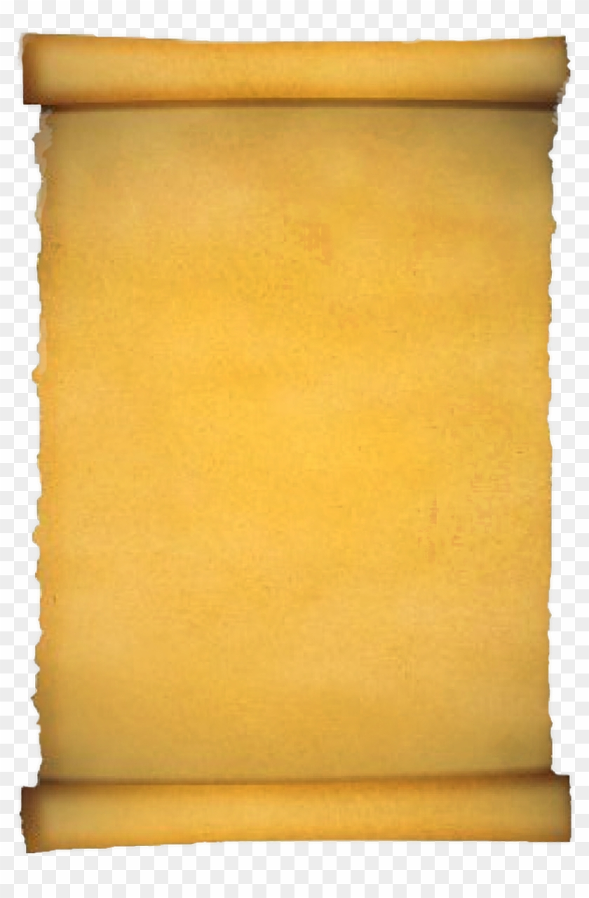 Old Scroll Paper Png Image - Clipart Old Paper Scroll Png