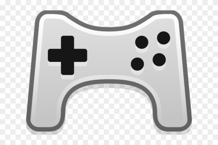 Nintendo Clipart Nes Controller White Game Controller Clipart Hd Png Download 640x480 1077664 Pngfind