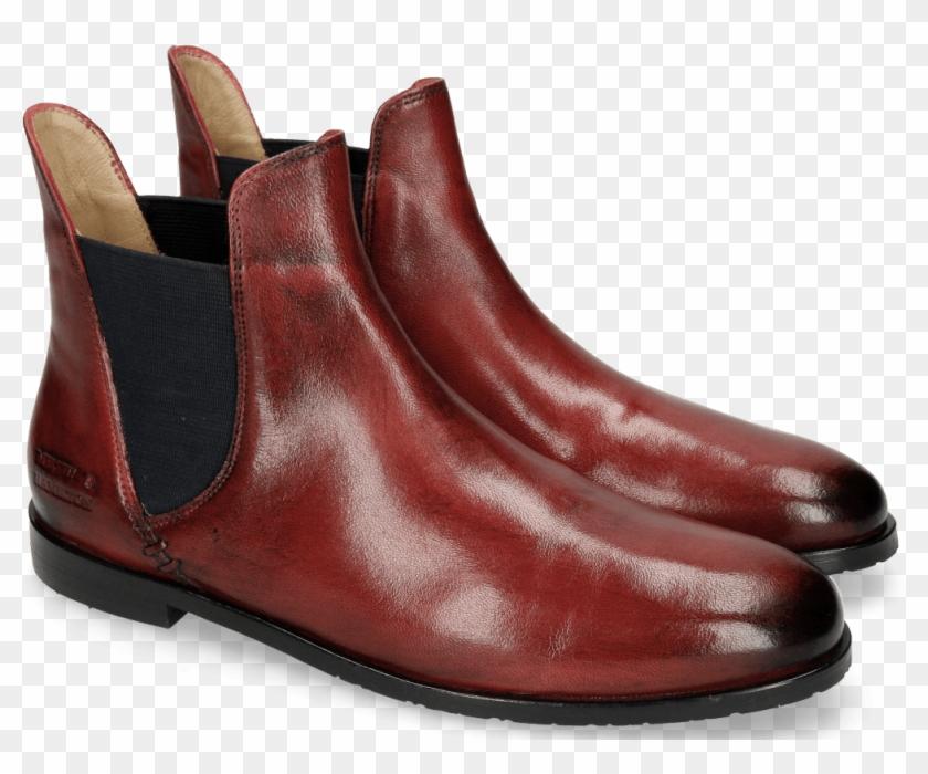 Qualität und Quantität zugesichert achten Sie auf Online kaufen Ankle Boots Xandy 1 Rio Red - Melvin & Hamilton, HD Png ...