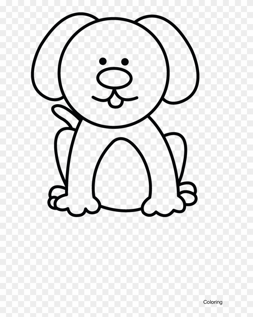 Drawn Dog Easy Easy Dog Cartoon Drawing Hd Png Download 720x1280 1092031 Pngfind