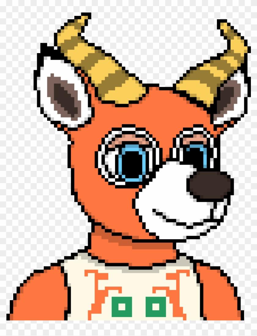 Animal Crossing Beau Kirby Pixel Hd Png Download