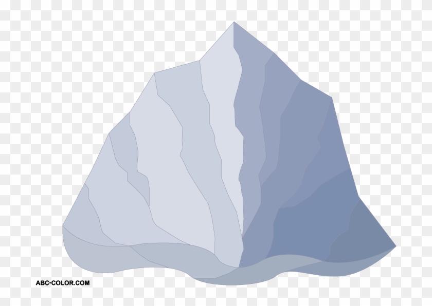 Iceberg Png File Ice Berg Transparent Background Png Download