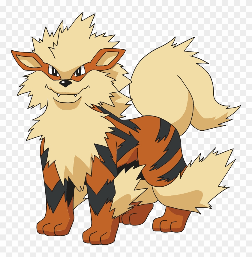 Arcanine's Name Is Based Of Of The Words