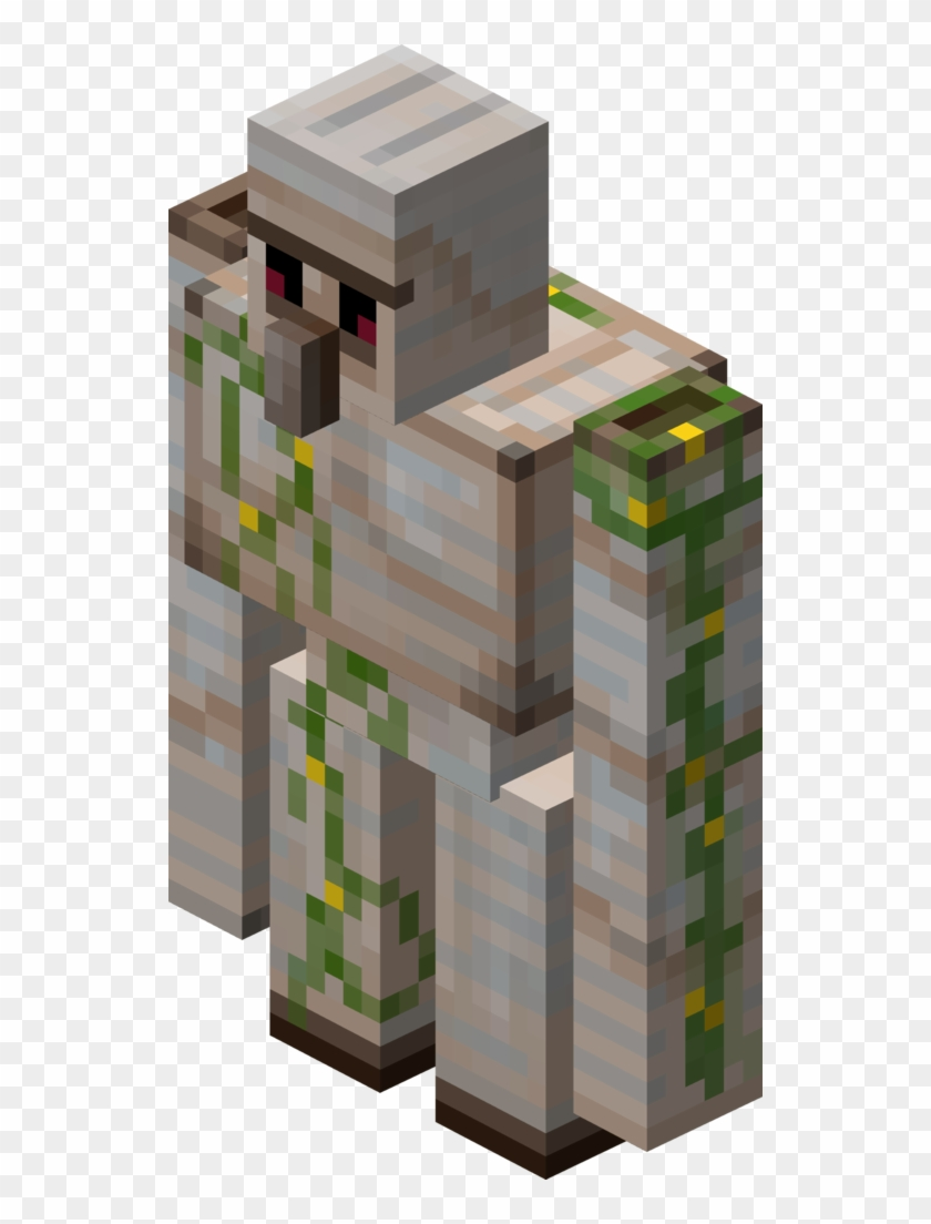 Minecraft Iron Golem, HD Png Download - 8x8(#8) - PngFind