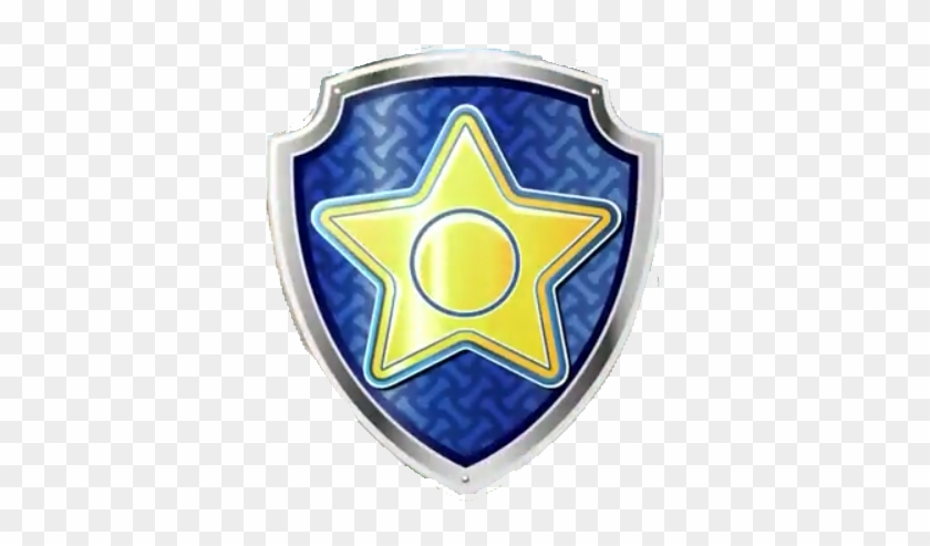 image regarding Paw Patrol Logo Printable identified as Chase Brand Png - Paw Patrol Pet Tags Printable, Clear