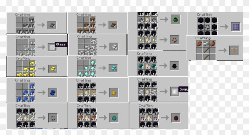 minecraft crafting book mod