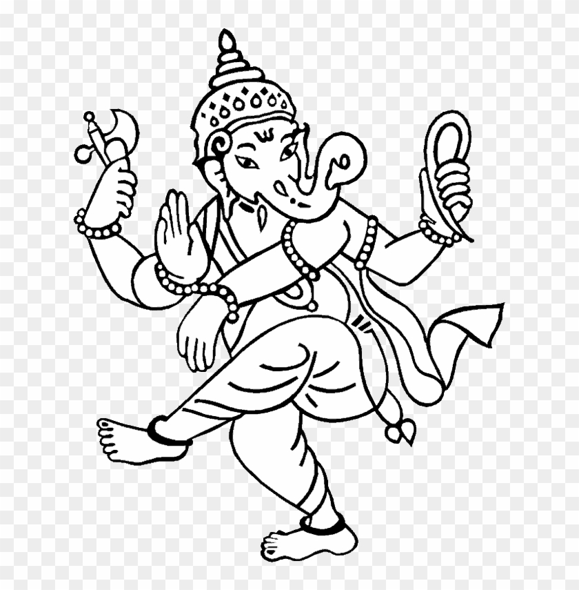 Ganesh Lord Ganesha For Drawing Hd Png Download 627x775 118506 Pngfind