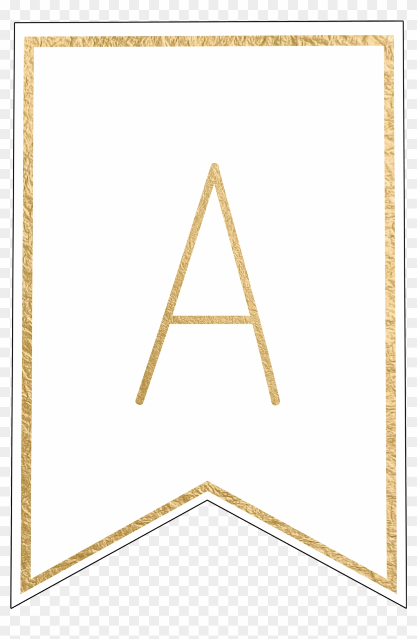 Free Printable Banner Letters Template - Printable Banner Letter H Inside Free Letter Templates For Banners