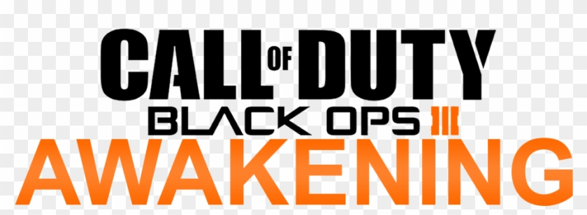 Call Of Duty - Black Ops 2, HD Png Download - 1080x300