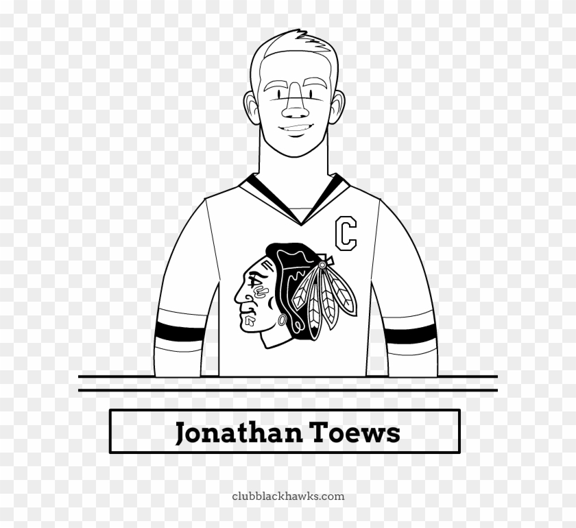 Chicago Blackhawks Logo Coloring Pages - Chicago Blackhawks ...