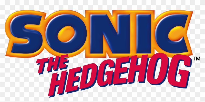 Sonic The Hedgehog Sonic The Hedgehog Genesis Logo Hd Png Download 5906x2835 1103914 Pngfind