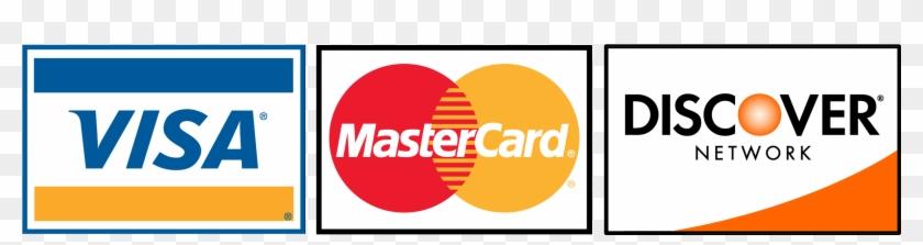 Financing - Visa Mastercard And Discover, HD Png Download