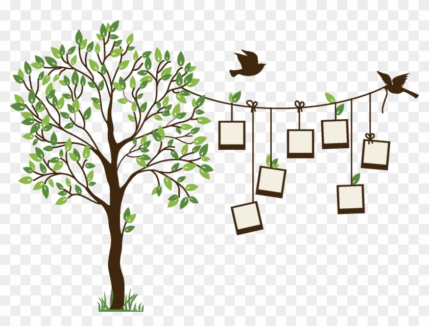 Family Tree Png Background Image Tree Wall Painting Simple