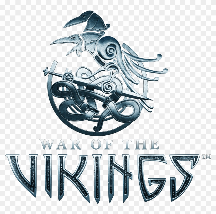 63d28845 Paradox Interactive Announces War Of The Vikings - Logo War Of The ...