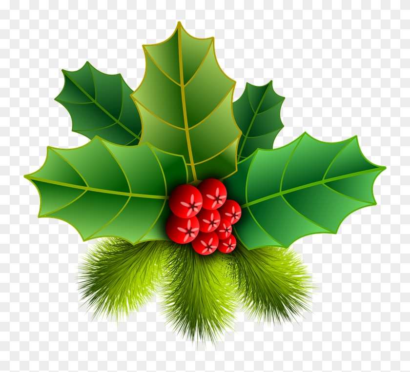 Christmas Holly Clipart Png.Download Christmas Holly Clipart For Free 2019 Tech Tanic