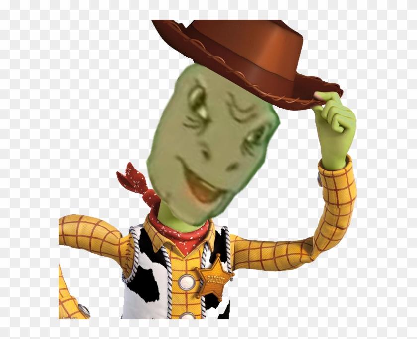 Woodyee Yee Know Your Meme Buzz Lightyear Woody Toy Story Howdy
