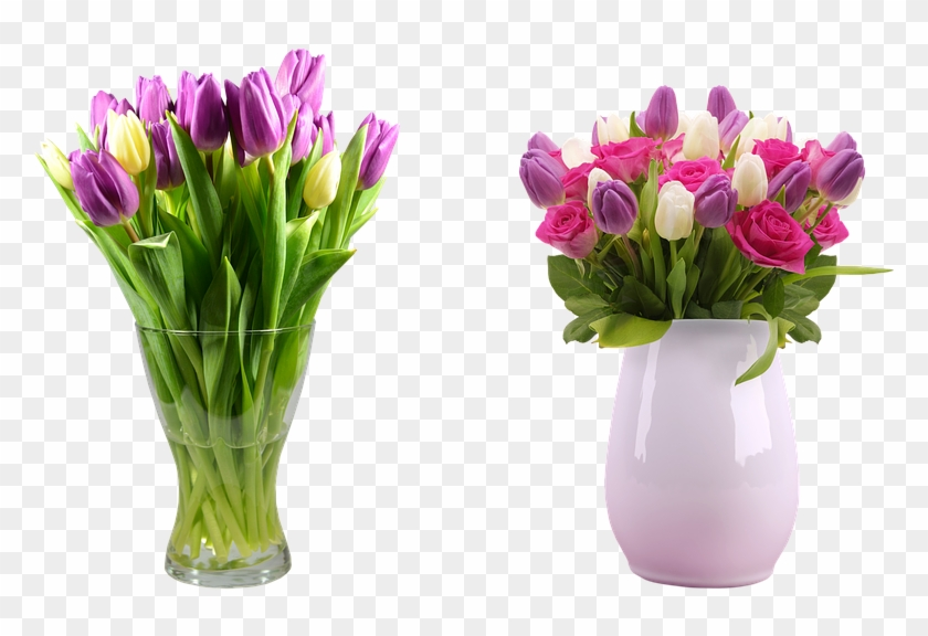 Bouquet A Vase With A Flower Vase Flowers Flower Hd Png Download 960x630 1131878 Pngfind