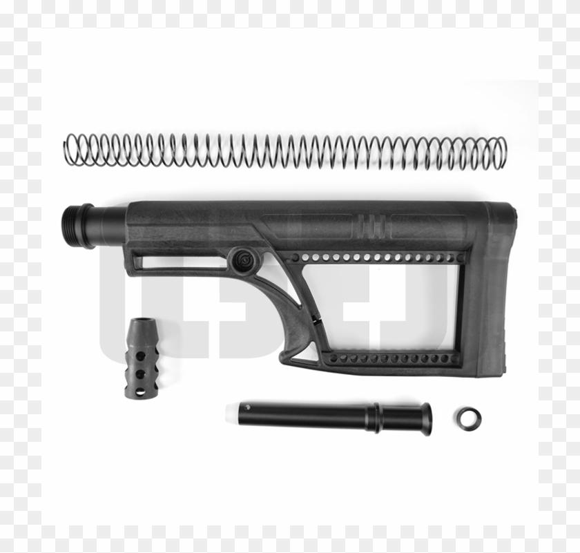 Watch Ghost Guns Build A Ca Compliant Ar15 - Ar 15 Buttstock