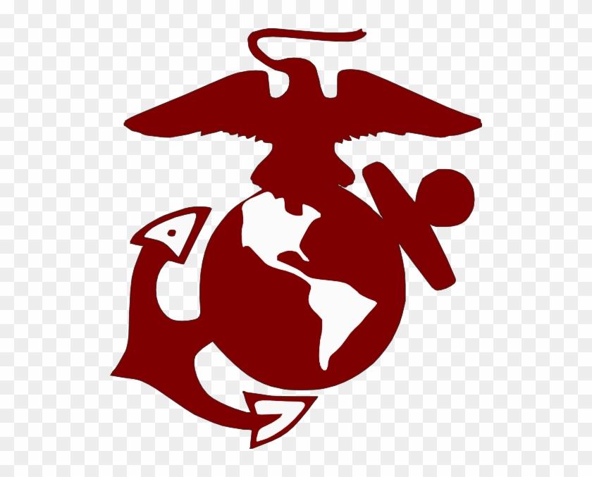 Marines Logo Clip Art At Clkercom Vector Online Royalty