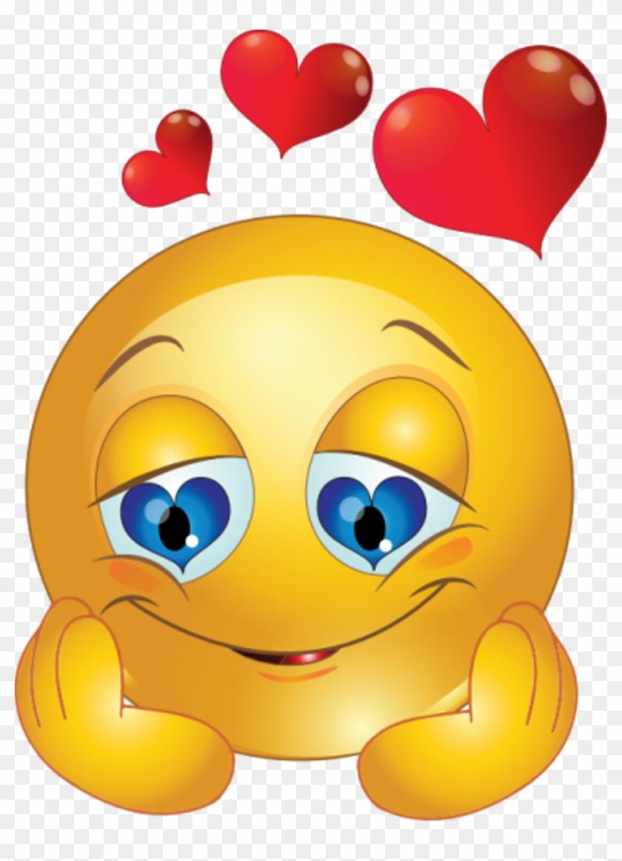 Love Sticker Fall In Love Emoji Hd Png Download 1024x1369 1148787 Pngfind